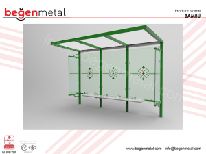 Dissassembled System Bus Shelters