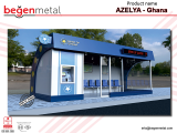 Bus Stop with Atm